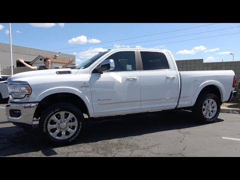 Xxx Mp4 The 2019 Ram 2500 HD Is An 85 000 Ultimate Pickup Truck 3gp Sex