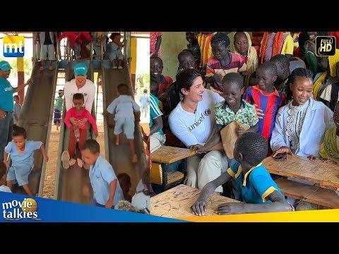 Xxx Mp4 Priyanka Chopra Spends Time With Poor Children Of Ethiopia UNICEF Goodwill Ambassador 3gp Sex
