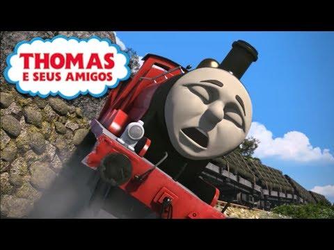 Thomas e Seus Amigos Confusão e Atraso Compilação