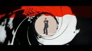 James Bond Gun Barrel Opening Sequences: Roger Moore Edition