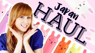 Beauty HAUL aus JAPAN - die süßesten Beauty Produkte