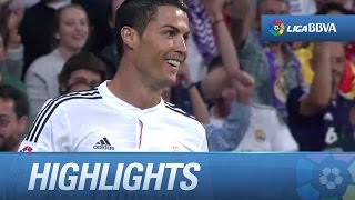 Resumen de Real Madrid (5-0) Athletic Club - HD