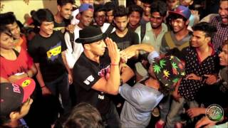 Salah dance 2015 | freestyle with Poppin Ticko | India