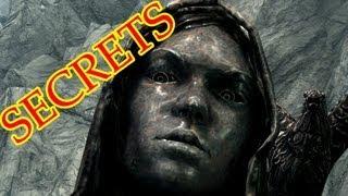 Skyrim Lore: Daedric Secrets!