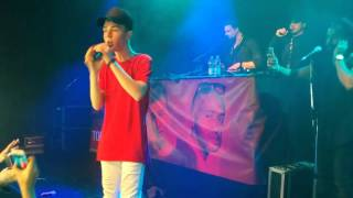 Mike Singer - Melodie Cro Cover | Mikado Tour 2016 Stuttgart