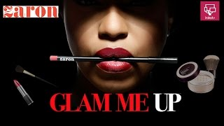 Glam Me Up Makeup Tutorial -The Rita Dominic's Red Lips Look