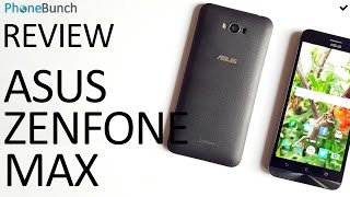 Asus Zenfone Max Review - Just Great Battery-life