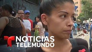 Venezuela en llamas: un país al límite | Noticiero | Noticias Telemundo