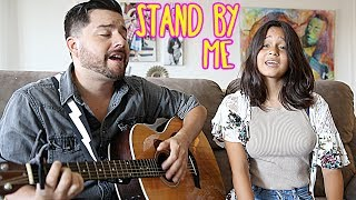 Stand By Me Acoustic Cover by Jorge & Alexa Narvaez | Reality Changers