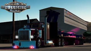American Truck Simulator: Oversize Load - Jackpot to Elko Nevada