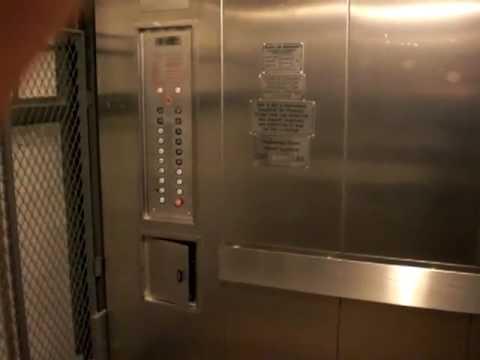 ThyssenKrupp Freight Elevator at Kettering Univ. Mott Center