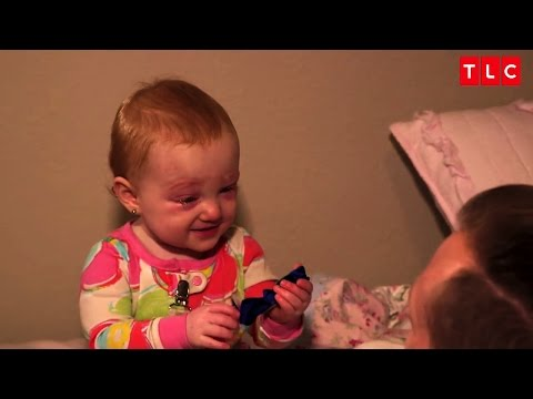 Checking in on Baby Hazel After Her Eye Surgery | OutDaughtered