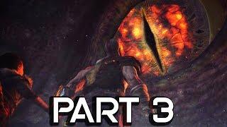 God of War 4 Walkthrough Part 3 - Lake of Nine -  GOD OF WAR GAMEPLAY!! (PS4 PRO 60FPS)
