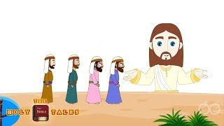 Book Of Acts | New Testament Stories I Animated Children´s Bible Stories | Holy Tales Bible Stories