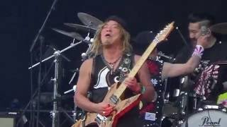 Loudness - Live Hellfest 2016