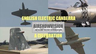 ENGLISH ELECTRIC CANBERRA PR9 APPRECIATION (airshowvision)