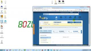 Adfly Earn Everyday $10 to $15 Dollar Without Do Any Work Bangla Tutorial