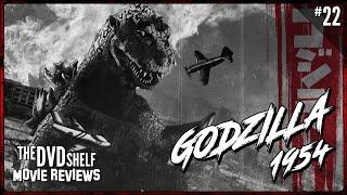GODZILLA [1954] | The DVD Shelf Movie Reviews