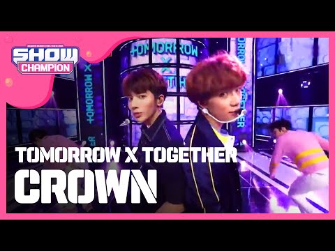 Show Champion EP.308 TOMORROW X TOGETHER CROWN