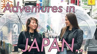 Japan Adventures by Alex Gonzaga