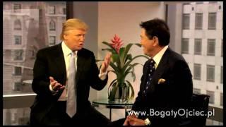Jak radzić sobie z przeciwnościami - Donald TRUMP & Robert KIYOSAKI