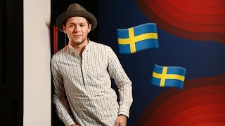 """Niall Horan: """"I wanna move to Sweden"""""""