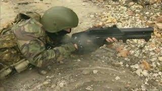 Russian Weapon: Grenade launcher GM-94 - Lançador de Granadas GM-94 - гранатомет ГМ-94