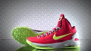 Designer Leo Chang Breaks Down the Nike KD V