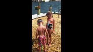 R&B Kid Speedo Goggle Commercial