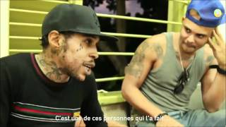 Interview de Vybz Kartel avec Black Chiney VOSTFR