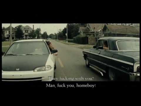 Gran Torino (clip 2) -Gang Recruitment