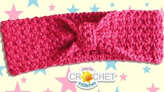 Download Classic Headband / Ear Warmers Crochet Pattern - EASY DIY! 3Gp Mp4