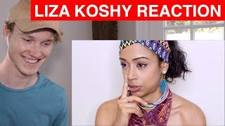 LIZA KOSHY REACTION I DID IT AGAIN YOGA WITH LIZA | Tyler Wibstad