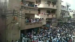Delhi haryana biggest gangwar bharat singh and krishan pehalwan