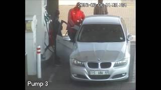 BMW Stolen at Broadway BMW