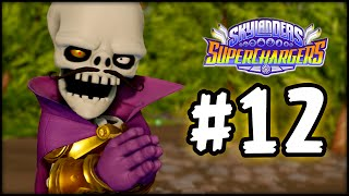 Skylanders SuperChargers - Gameplay Walkthrough - Part 12 - Land of the Undead!