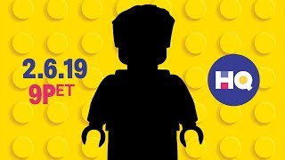 The LEGO Movie 2 - HQ Trivia Night February 6 at 9pm ET!