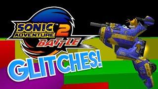Sonic Adventure 2 HD Glitches - What A Glitch!