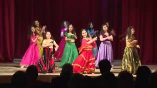 Marjaani | Indian Dance Studio