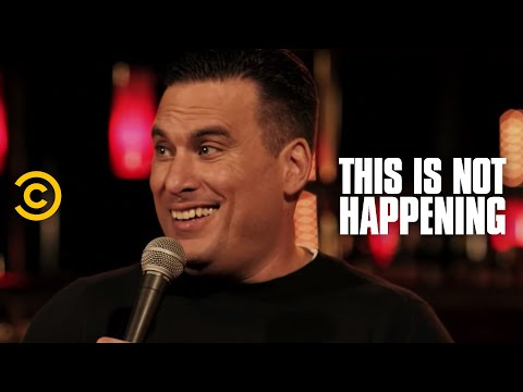 This Is Not Happening Steve Simeone The Voice of God Uncensored