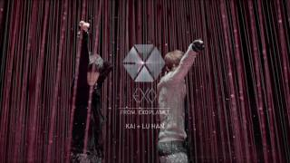 EXO Teaser 2_KAI & LU HAN