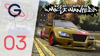 NEED FOR SPEED : MOST WANTED FR #3 : VS TAZ (Liste Noire n°14)