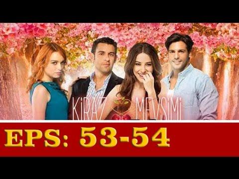 Cinta Di Musim Cherry Episode 53 54 Bhs Indonesia
