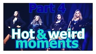 Little Mix - Hot and weird moments from Get Weird Tour |PART 4|