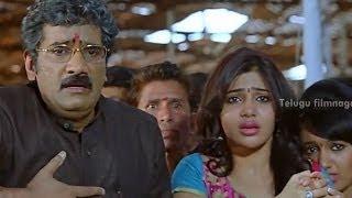 SVSC Movie Scenes | Mahesh Babu and Venkatesh save pilgrims from electrical accident