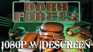 STAR WARS DARK FORCES CUTSCENES 1080P