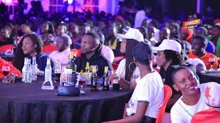 Alex Muhangi Comedy Store Nov 2018 - Bobi Brownn & Nilo Nilo