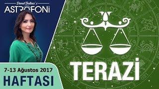 Terazi Burcu Haftalık Astroloj Burç Yorumu 7-13 Ağustos 2017