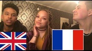 UK REACTION TO FRENCH RAP (Kaaris)