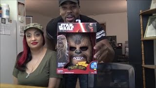 Chewbacca Mask UNBOXING!!!